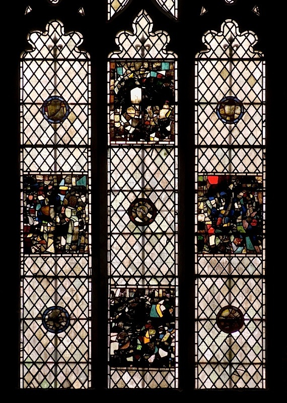 thornhill-st-michael-all-angels-west-windowpanels-and-roundels-of-fragments